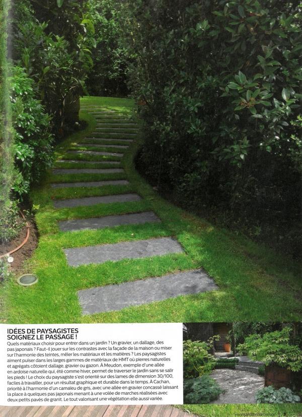 HMT, soignez le passage - Mon jardin ma maison