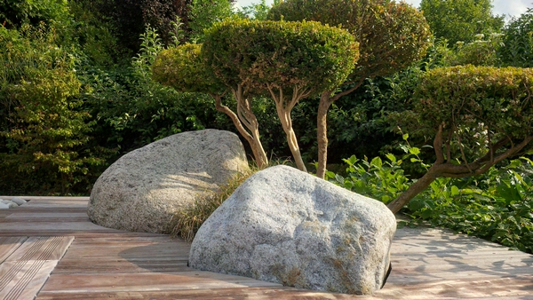 roches de granit